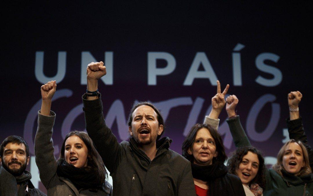 Konsekuensi Politik dan Sosial dari Krisis di Spanyol